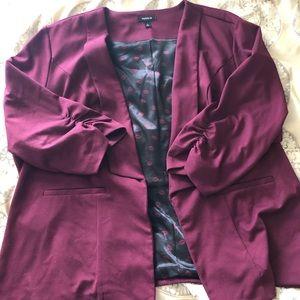 Torrid 3/4 length blazer